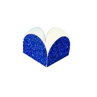 Porta-Forminha-Glitter---Azul---Caixeta-Express---35-x-35-cm---pacote-50-unidades