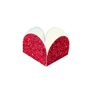 Porta-Forminha-Glitter---Pink---Caixeta-Express---35-x-35-cm---pacote-50-unidades