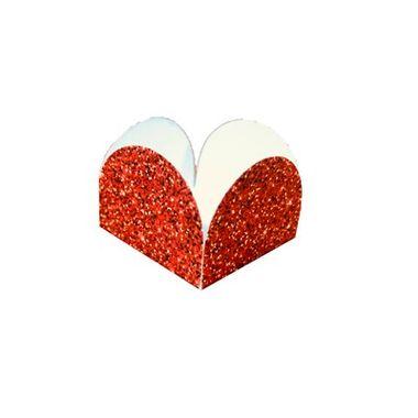Porta-Forminha-Glitter---Vermelho---Caixeta-Express---35-x-35-cm---pacote-50-unidades