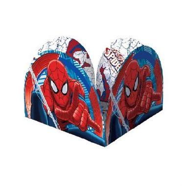 Porta-Forminha-Homem-Aranha---Ultimate-Spider-Man---pacote-50-unidades