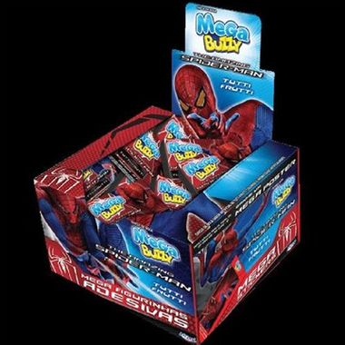 Chicletes-Homem-Aranha---The-Amazing-Spider-Man---sabor-tutti--frutti---360-g---embalagem-60-unidades
