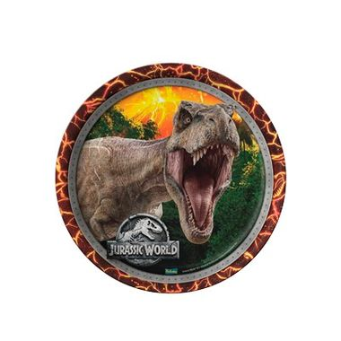 Prato-18-cm---Jurassic-World---08-unidades