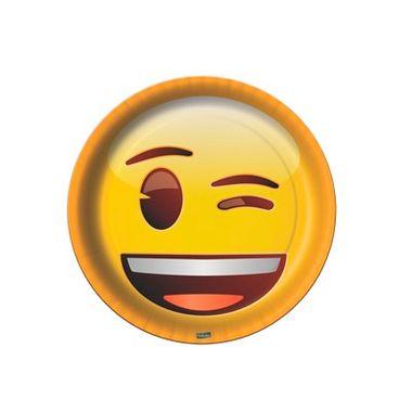 Prato-Emoji---18-cm---08-unidades