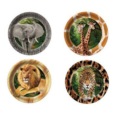 Prato-Mundo-Animal---18-cm---embalagem-08-unidades