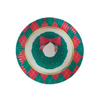 Prato-Natal---18-cm---papel-cartao---08-unidades