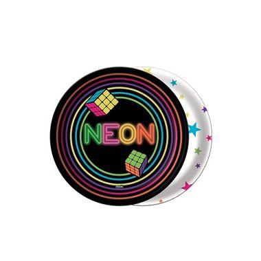 Prato-Neon-18-cm---08-unidades