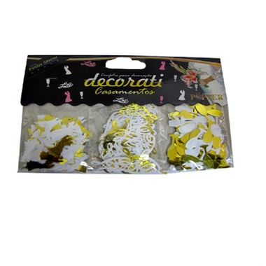 Confete-Decorativo-Casamento---DOURADO-e-BRANCO---aprox.-18-gr