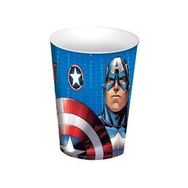 Copo-Avengers---Capitao-America---320-ml---plastico---unidade