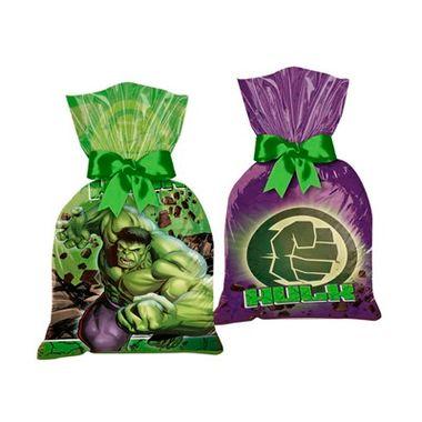 Sacola-Lembrancinha-Hulk-Animacao---pacote-08-unidades
