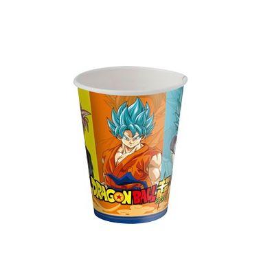 Copo-de-Papel-200-ml---Dragon-Ball---08-unidades
