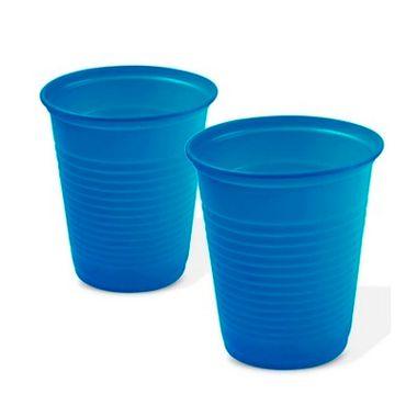 Copo-Liso-Kaixote---plastico---200-ml---Azul-Escuro---pacote-50-unidades