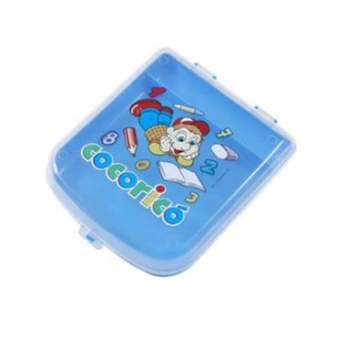 Sanduicheira-Cocorico---plastico---Azul---unidade