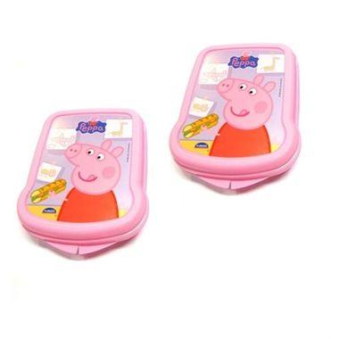 Sanduicheira-Peppa-Pig---plastico---unidade