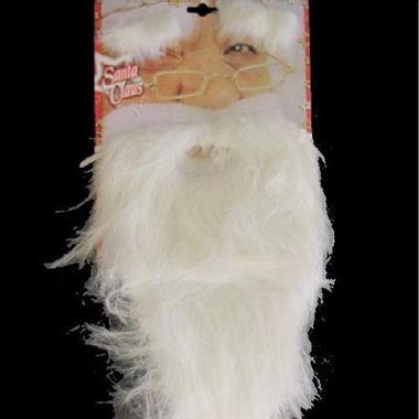 Sombrancelha-e-Barba---Papai-Noel---Nylon---unidade