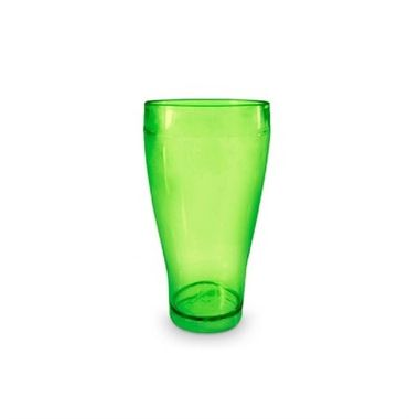 Copo-Tulipa-Neon-350ml---Acrilico---Cores-Sortida-Neon---unidade