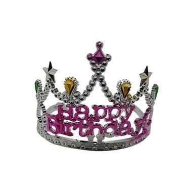 Coroa-Princesa-Prata-Happy-Birthday--unidade