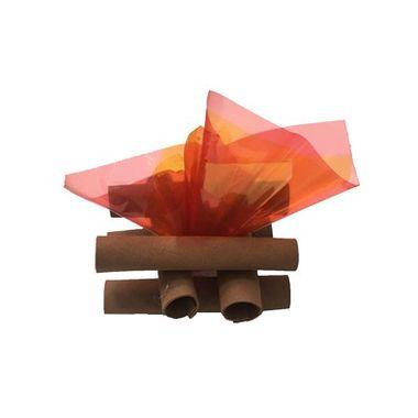Enfeite-Fogueira-3D-Pequena---Centro-de-Mesa---Festa-Junina---e.v.a.---unidade