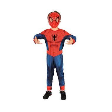 Fantasia-Homem-Aranha-Ultimate---Longa---tamanho-G---infantil