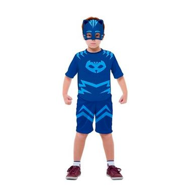 Fantasia-PJ-Masks-Pop---Menino-Gato---infantil---Tamanho-P---unidade