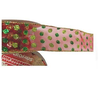 Fita-Decorativa-Natalina-Brilhante---Organza---38-cm-x-900-metros---rolo