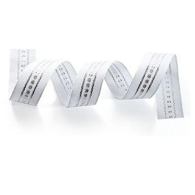 Fita-Decorativa-Ponto---Branco-com-Prata---36-mm-x-10-metros----1516-36-01----rolo