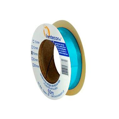 Fita-Metaloide-15-cm-x-50-m---Azul-Turqueza---rolo