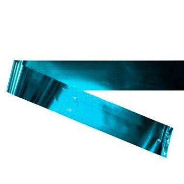 Fita-Metaloide-20-cm-x-50-m---Azul-Turquesa---rolo