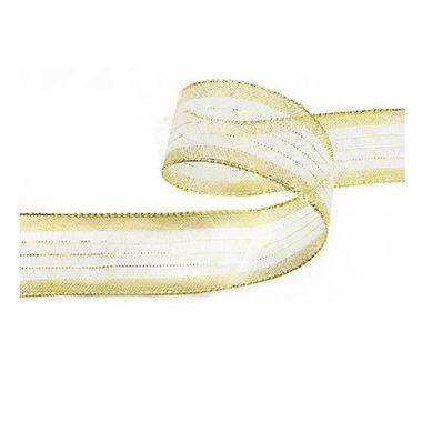 Fita-Organza-Branca---04-fios-Ouro---50mm-x-10-metros----1513-50-02----rolo