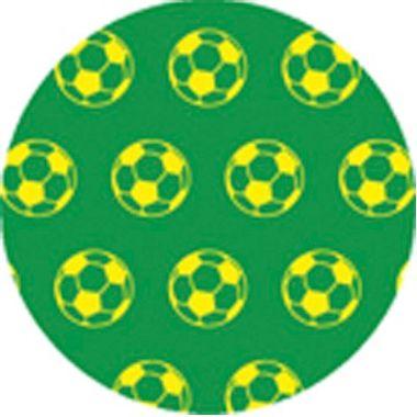 Folha-E.V.A.-Futebol---borracha---60-x-40-cm---Bola-Verde---pacote-05-unidades