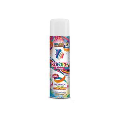 Tinta-para-Cabelo-Kolore---spray---150-ml---Branco---unidade
