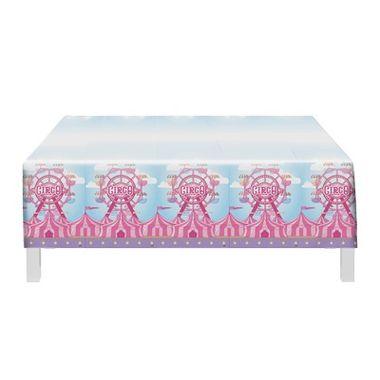 Toalha-Circo-Rosa---para-mesa---plastica---120-m-x-180-m---unidade