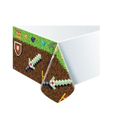Toalha-de-Mesa-Mini-Pixels---plastica---180-x-120-m---unidade