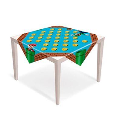 Toalha-de-Mesa-Super-Mario---plastica---79-x-79-cm---05-unidades
