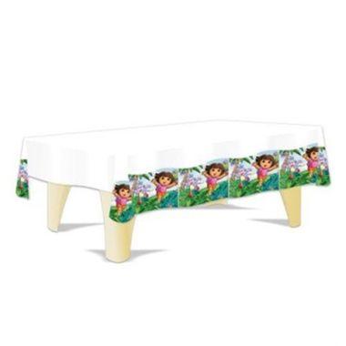 Toalha-Dora-a-Aventureira---de-Mesa---plastica---unidade