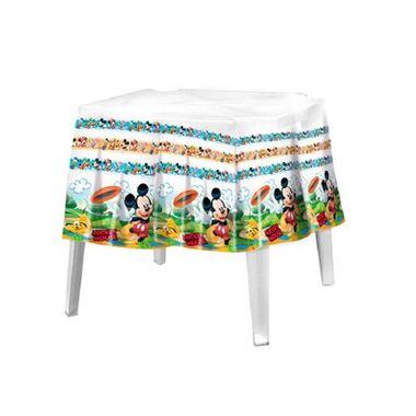 Toalha-Mickey-Diversao---para-mesa---plastica---unidade