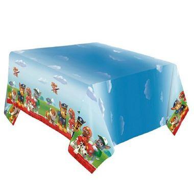 Toalha-Patrulha-Canina---para-mesa---Papel---220-x-120-m---unidade