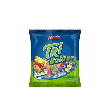 Tri-Bala-Mastigavel-Recheada-e-Drageada---sabor-2-Frutas---embalagem-100-g