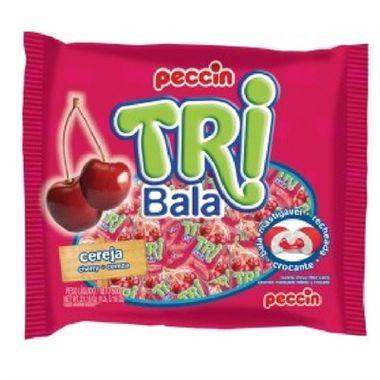 Tri-Bala-Mastigavel-Recheada-e-Drageada---sabor-Cereja---embalagem-600-gr