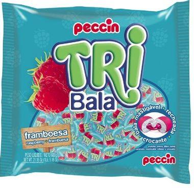 Tri-Bala-Mastigavel-Recheada-e-Drageada---sabor-Framboesa---embalagem-600-gr
