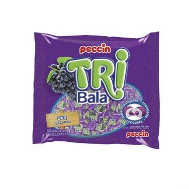 Tri-Bala-Mastigavel-Recheada-e-Drageada---sabor-Uva---embalagem-600-gr