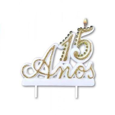 Vela-15-Anos-Luxo-Branco-com-Ouro---unidade