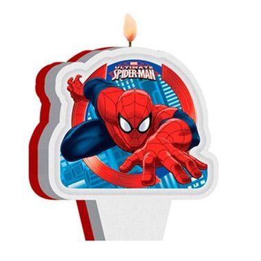 Vela-Homem-Aranha---Ultimate-Spider-Man---plana---unidade