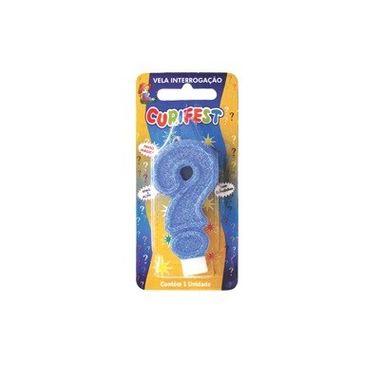 Vela-Interrogacao-Brilhante---Azul----unidade
