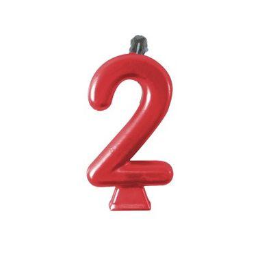 Vela-Metallic-Vermelha---Numero-2---unidade