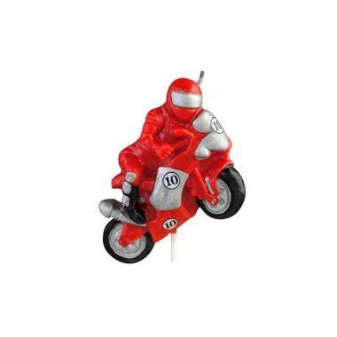 Vela-Moto-Sport---Vermelha---unidade