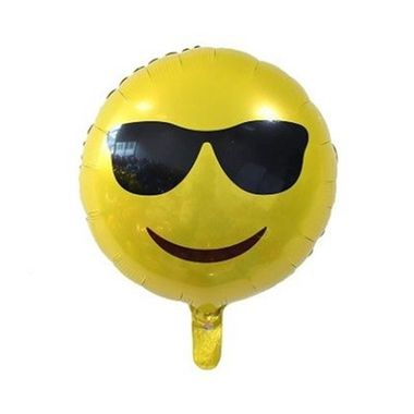 Balao-Emoji-Oculos-20----metalizado---unidade