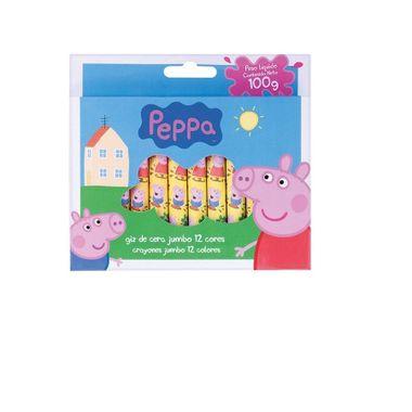 Giz-de-Cera-Peppa-Pig---12-cores---unidade
