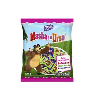 Bala-Mastigavel-Masha-e-o-Urso---Sabor-Maca-Verde-e-Framboesa---500-g