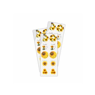 Adesivo-4X4-cm-Girassol---3-cartelas-com-10-unidades