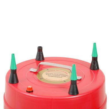 Inflador-04-Bicos---IB-04-Ouro----compressor-para-inflar-baloes---110V---unidade